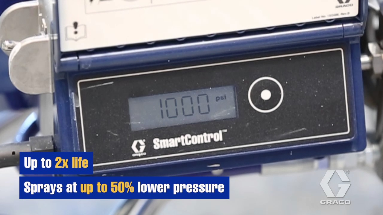 Graco's Fine Finish Low Pressure Tip