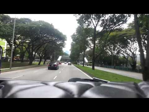 Singapore road's & building's...1