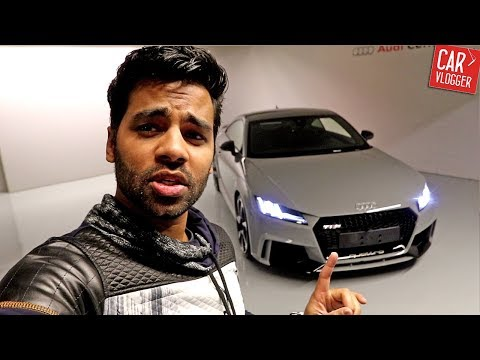 INSIDE the NEW Audi TT RS 2017 | Interior Exterior DETAILS w/ Revs