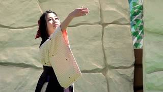 2018.03.17 ☆よみうりランド・太陽の広場ステージ 二木蒼生さん初の松任...