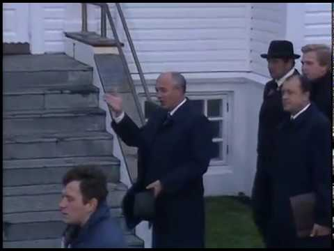President Reagan's Reykjavik Summit with Mikhail Gorbachev on October 11, 1986