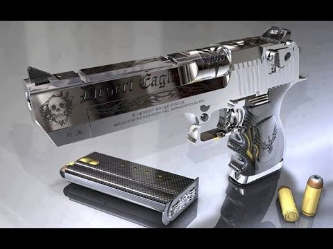 The most powerful Handguns in the world