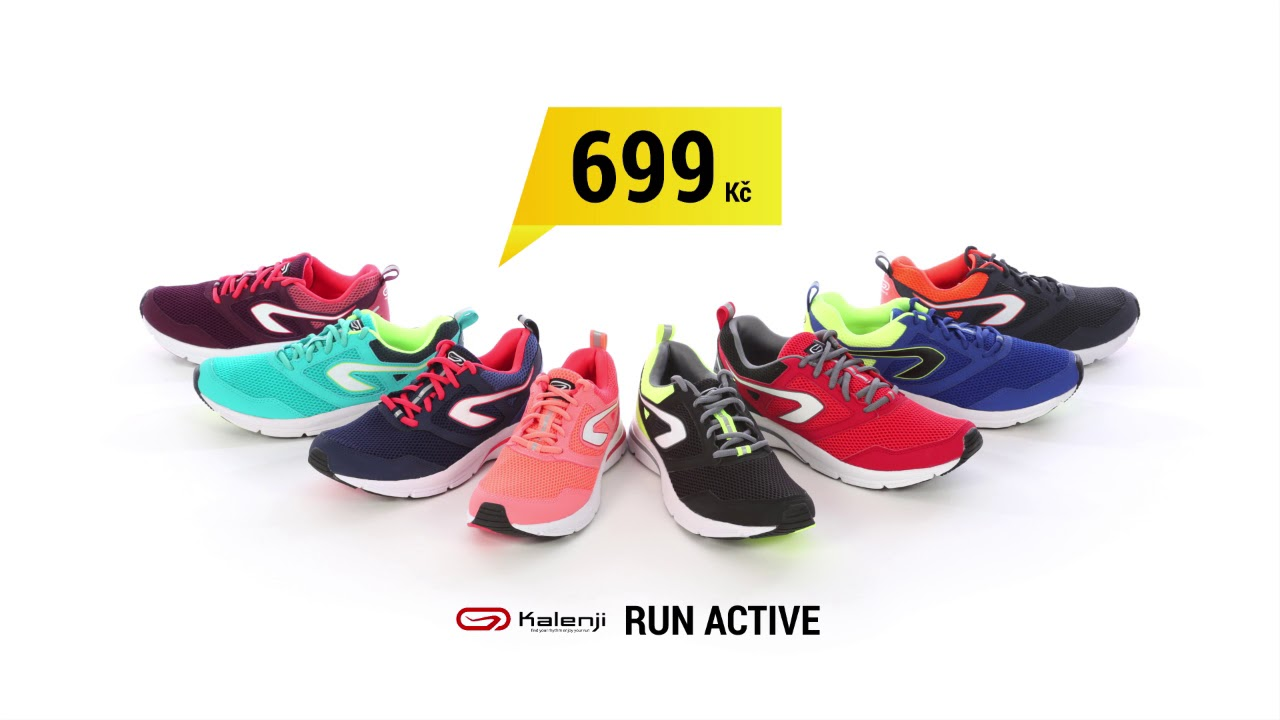 low priced 5dfd4 de72b Decathlon - Kalenji Run Active