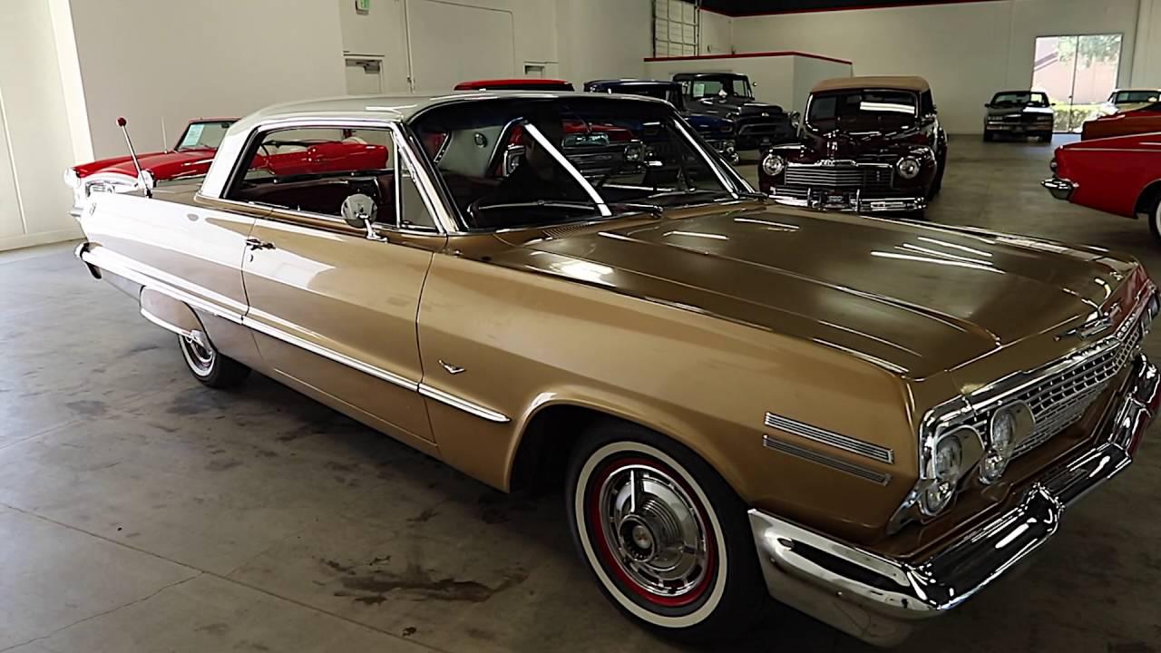 1963 chevrolet impala super sport 2 door hardtop sport coupe youtube. Black Bedroom Furniture Sets. Home Design Ideas