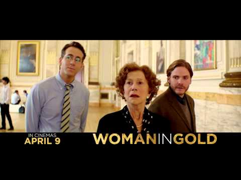Woman In Gold (2015) Official Trailer 3 [HD]