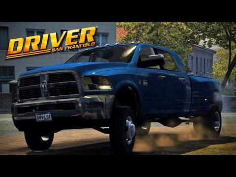 Driver: San Francisco - MP Episode 2 - RAM 3500!