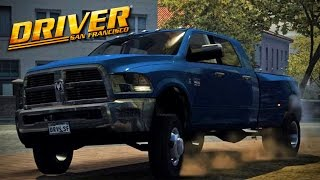 Driver: San Francisco - MP Episode 2 - RAM 3500!(Join Jeff, Zach, Polecat and myself in Driver: San Francisco as we chase some Dodge Ram 3500s! ▻Next Episode▻ https://youtu.be/vsIzCwg_MOw ▻Previous ..., 2015-06-20T00:00:00.000Z)