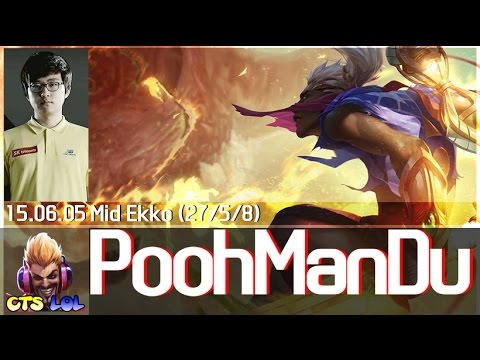 PoohManDu ăn gần 30 mạng khi cầm Ekko đi đường giữa