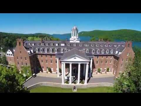 The Otesaga Resort Hotel, Cooperstown, NY