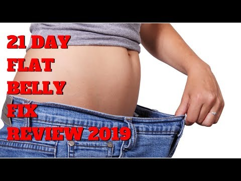 21-day-flat-belly-fix-review-2019