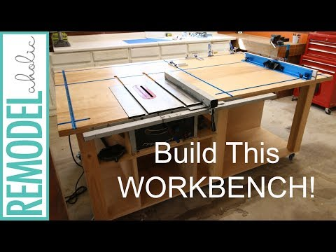 How to Build a Workbench Tutorial