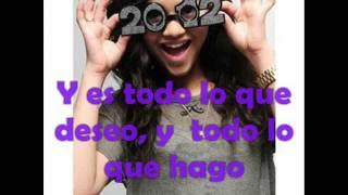 something to dance for -Zendaya en español