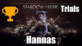 Video Middle-earth: Shadow of War - Hannas [Gold] download MP3, 3GP, MP4, WEBM, AVI, FLV Januari 2018