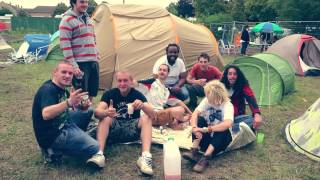 NO LOGO Festival 2014 - Le camping
