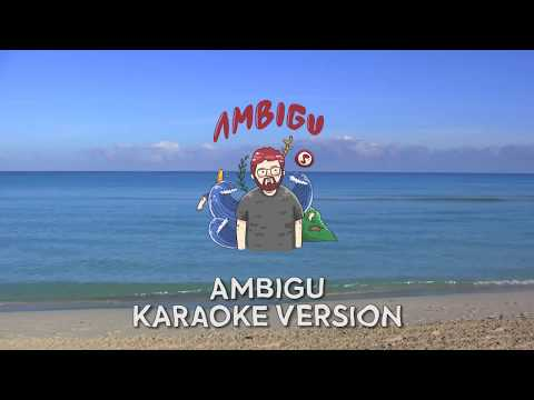 Hifdzikhoir - Ambigu ( Karaoke)