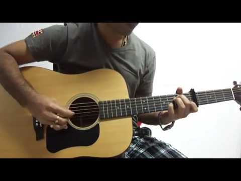 Khamoshiyan -  Arijit Singh (Acoustic Guitar Cover)