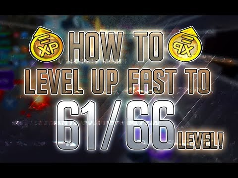 Arcane Legends - How To Reach 61/66 Level FAST!