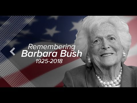 WATCH LIVE  | KHOU 11 News coverage of the Barbara Bush Funeral