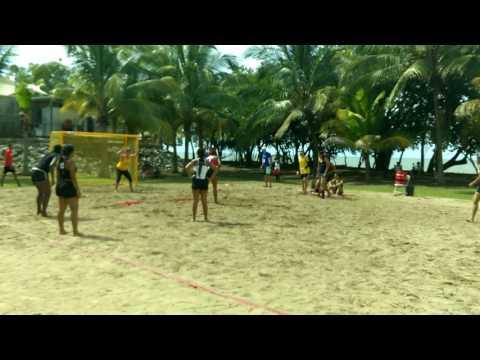 Senior Ladies Beach Handball International Games Puerto Rico