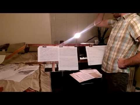 Wall, piano and music stand sheet music rack DIY