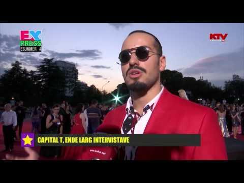 Express Summer - Capital T ende larg intervistave