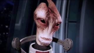 Mordin Solus in ME2 - Had to be Me