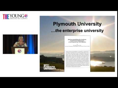 THE Young Universities Summit 2014: Wendy Purcell (keynote)