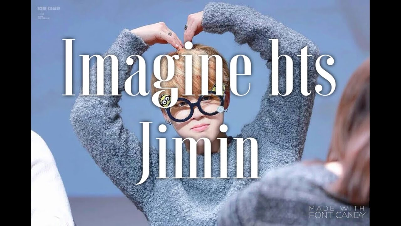 imagine- jimin as your boyfriend