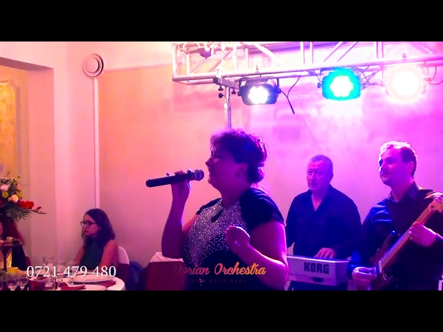 Dorian ORCHESTRA 2018 | 🎙TRUPA BAND | formatie nunta Bucuresti | Solista GIANINA