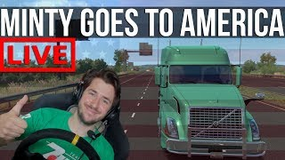 American Truck Simulator - Minty Brings Chaos To America