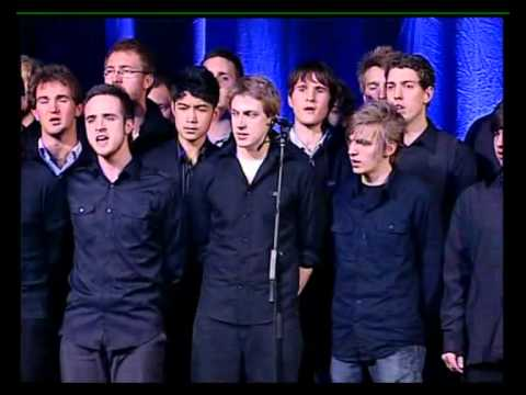 Musical item by the Adelaide Young People's Choir