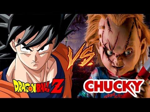 Goku vs Chucky  Halloween Special | DBZ Meets Chucky  | DBZ Tenkaichi 3 (MOD)
