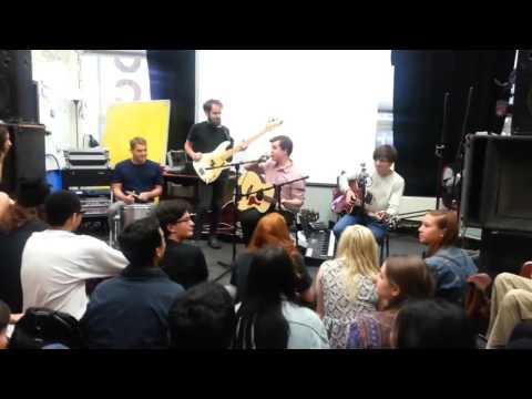 Surfer Blood live at WMUC (University of Maryland Radio Station) Part 2