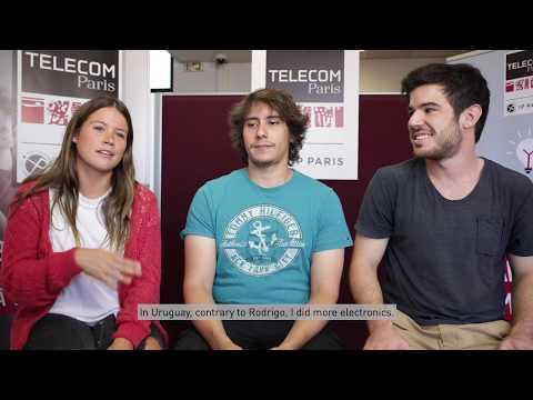 3 estudiantes uruguayos comparten su experiencia / 3 Uruguayan students share their experience (1)