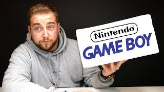 Unboxing The Gameboy Mystery Box