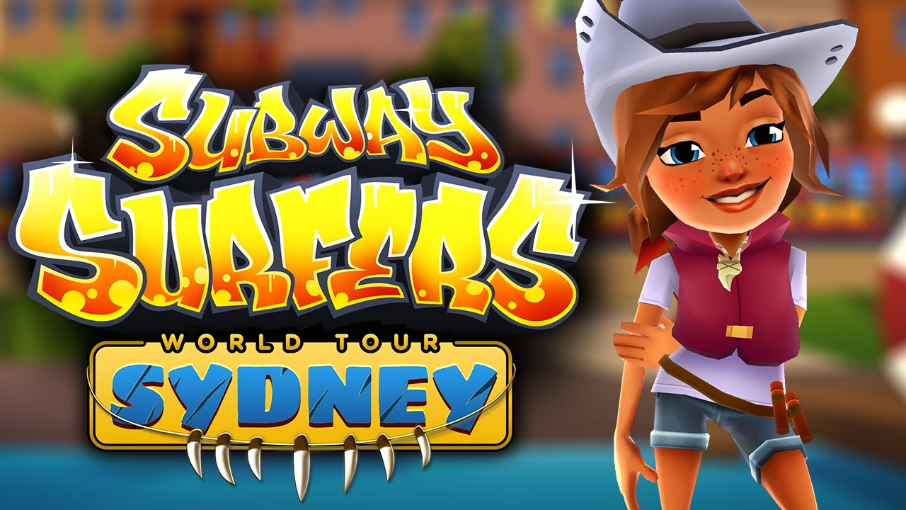 Subway Surfers World Tour - Sydney Trailer