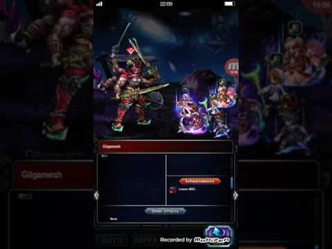 FFBE GL   Gigamesh Trial Full Missions