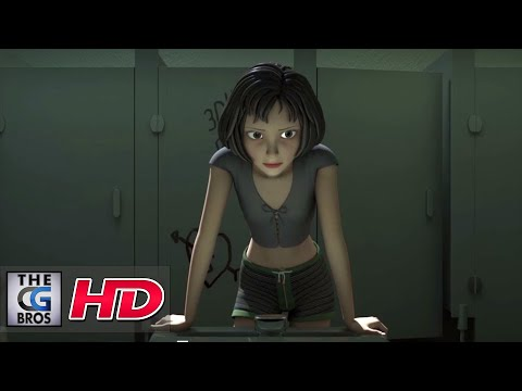 "CGI 3D Animated Short ""Glow"" - by Rosa E. Flores"