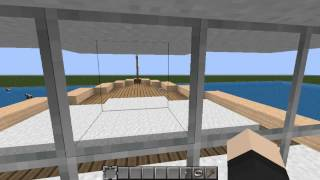 Minecraft: Desert Pearl Yacht (Tour)