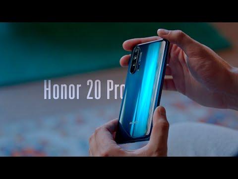 Хонор 20 видео обзор