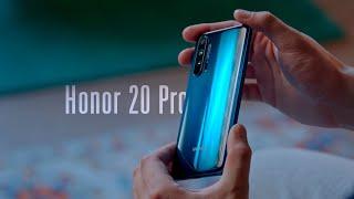 Первый обзор Honor 20 Pro и Honor 20