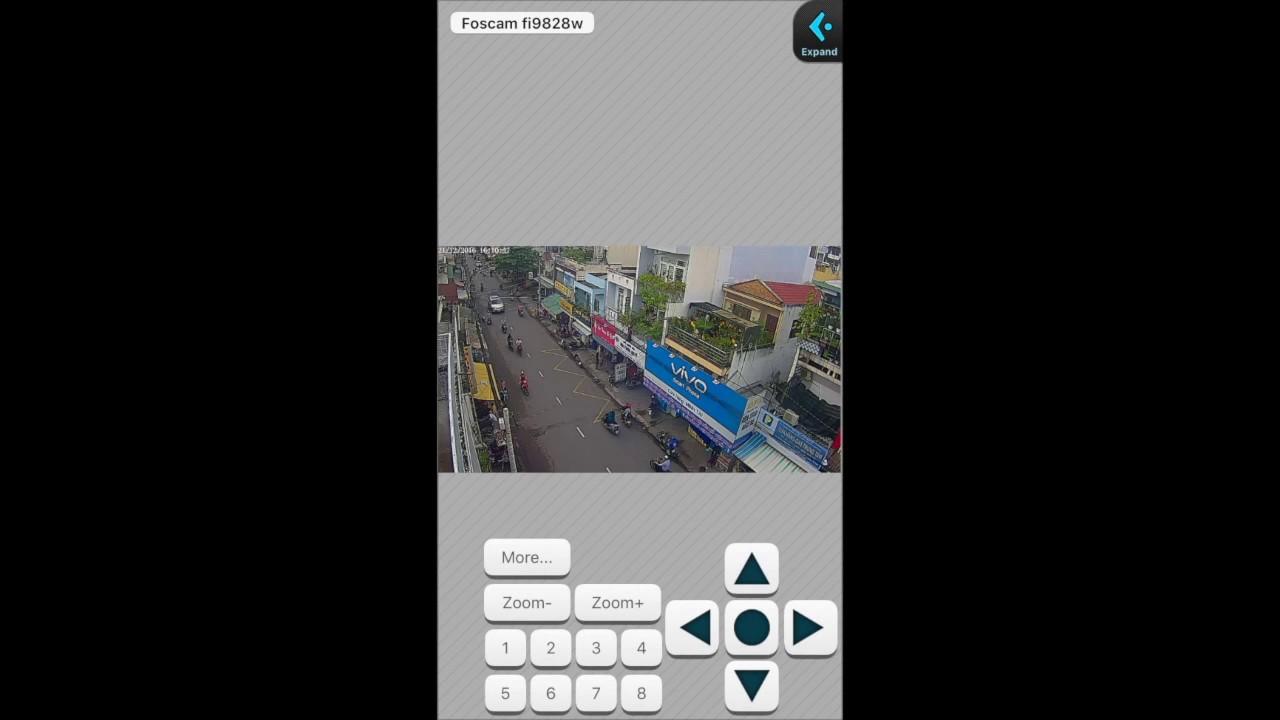 Foscam Viewer (iOS) - Demo: Add Foscam FI9828W