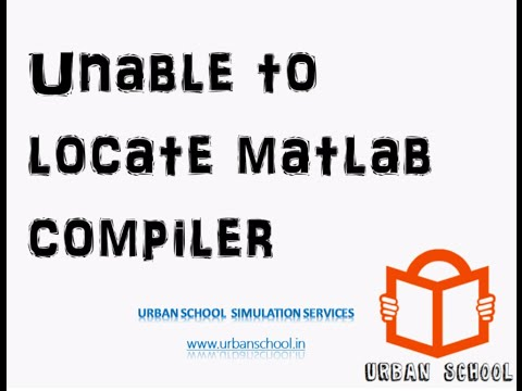 mex -setup unable to find installed compilers matlab simulink error solution