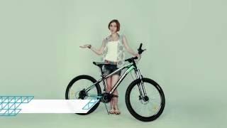 """Обзор велосипеда Blaze Pro 26"""" от марки Formula 2017 с гидравлическими тормозами."""