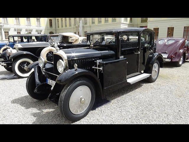 1927 - Avions Voisin C11 - Retro Classics meets Barock Ludwigsburg 2016