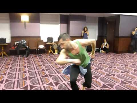 Ricky B - Afro Cuban Elegua Workshop