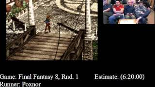 Final Fantasy Viii: Speed Run (6:11:54.84) Part 1 By Poxnor   Summer Games Done Quick 2012 Ff8