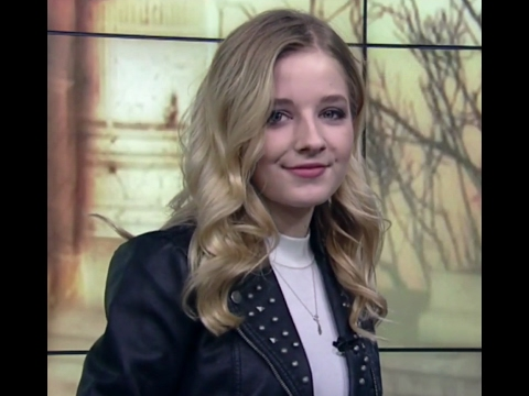 Jackie Evancho on Pittsburgh Today Live  - Safe & Sound