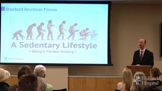 Are you living your healthiest life? ever heard of lifestyle medicine? tyler murphy, md, shares how changes and drug-free therapies could help ...
