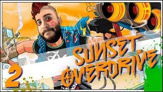 Combos y online - SUNSET OVERDRIVE - Ep 2